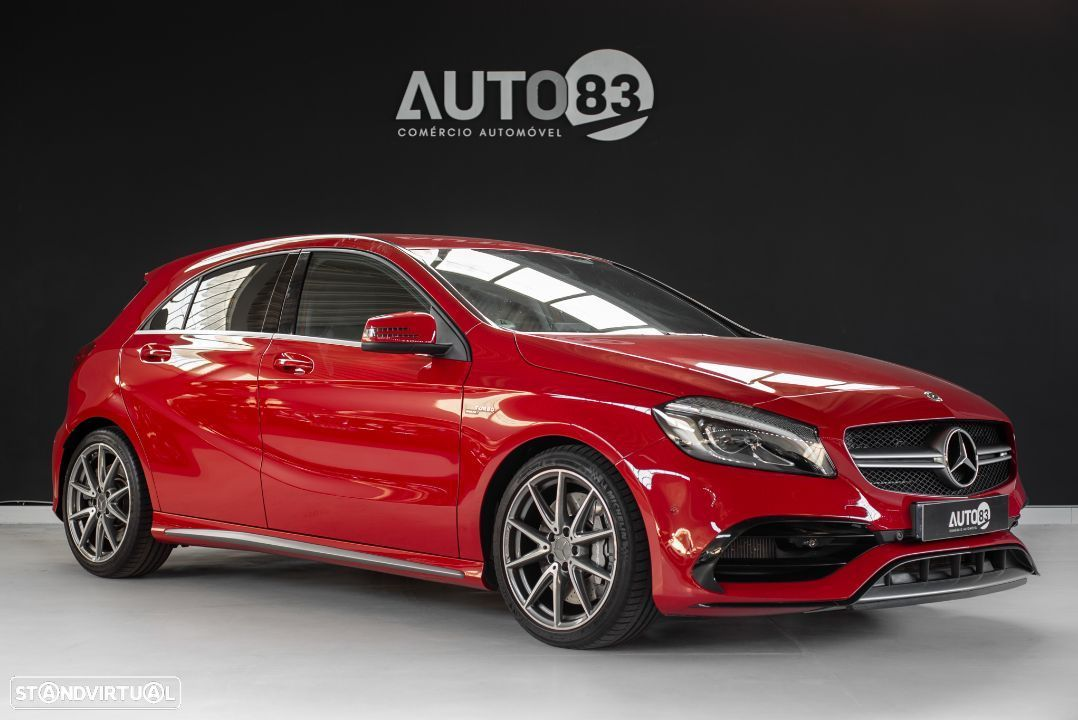 Mercedes-Benz A 45 AMG Turbo 4-Matic - 1