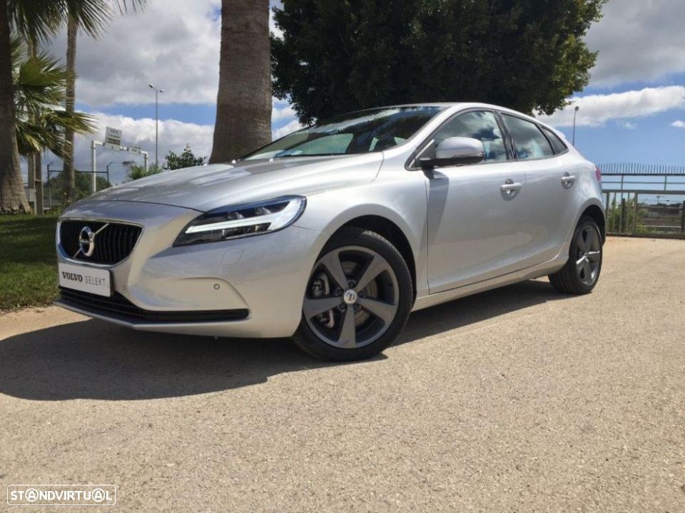 Volvo V40 2.0 d2 momentum geartronic - 35
