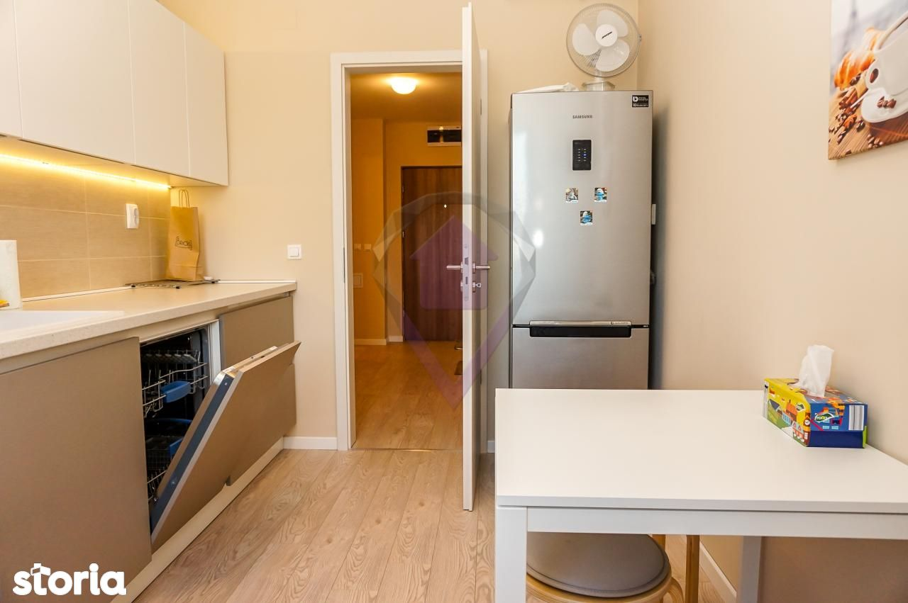 Apartament de inchiriat, Cluj (judet), Între Lacuri - Foto 7