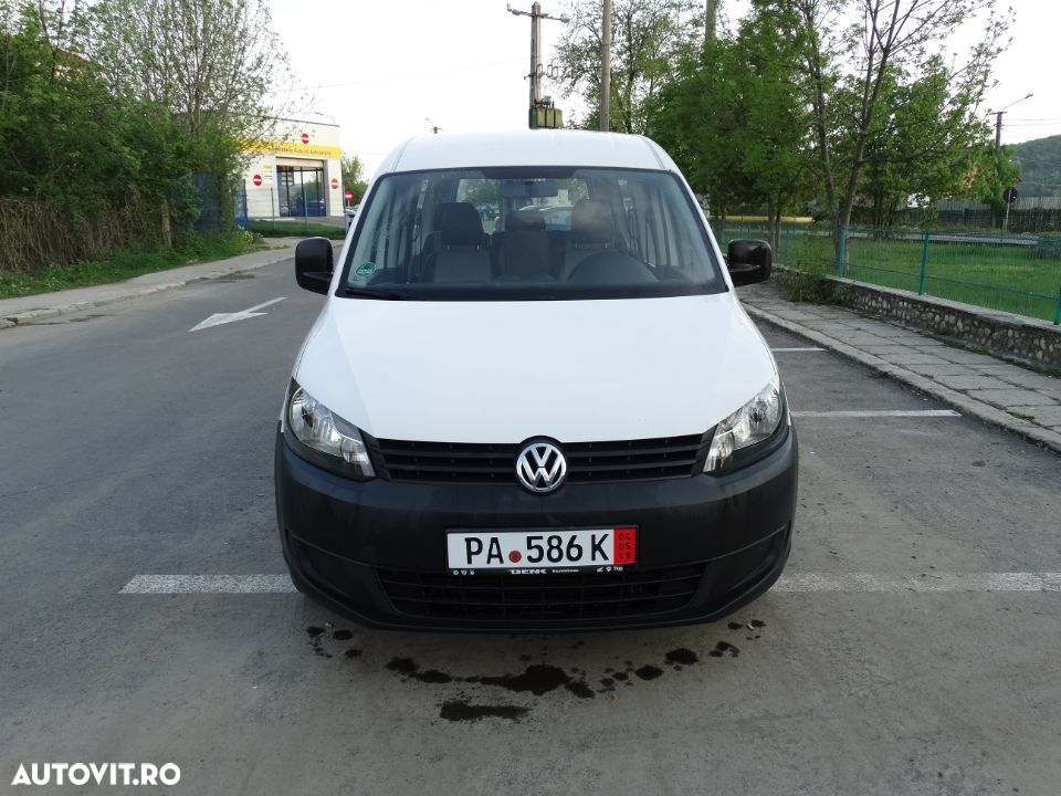 Volkswagen Caddy - 6