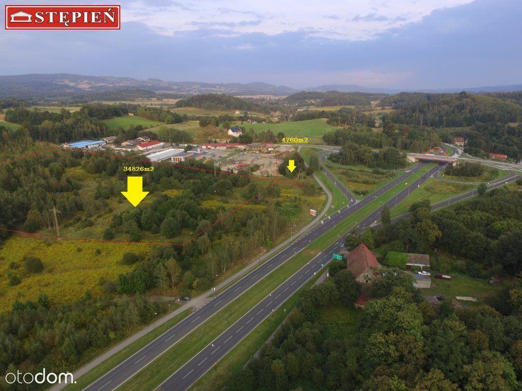 Działka na sprzedaż, Jelenia Góra, Grabary - Foto 1