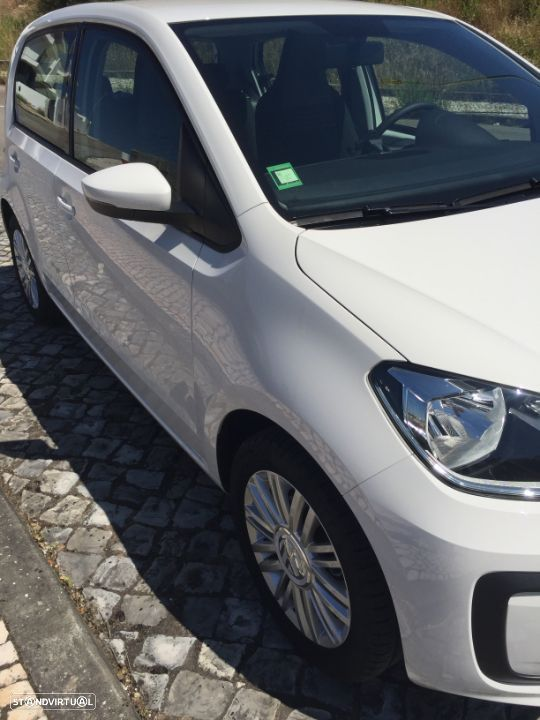 VW up! 1.0 Move UP! - 4