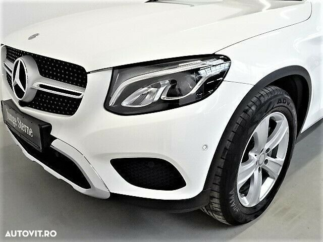 Mercedes-Benz GLC Coupe - 19