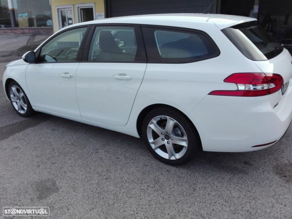 Peugeot 308 SW 1.6 e-HDi Active - 4