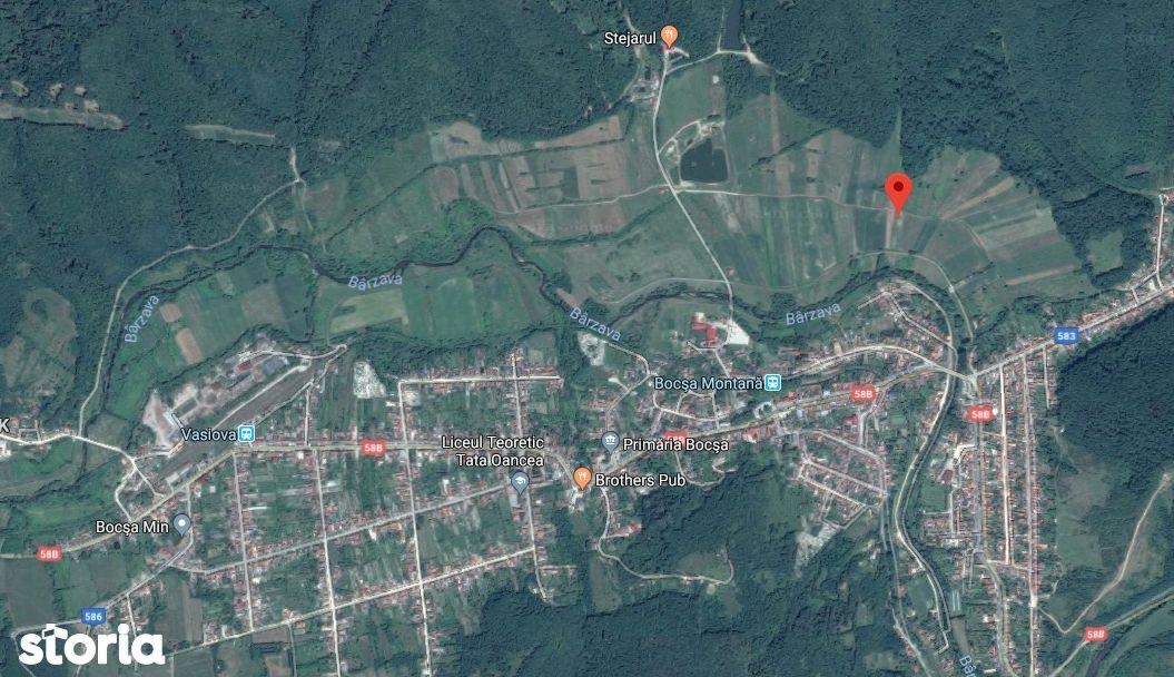 Teren de Vanzare, Caraș-Severin (judet), Bocşa - Foto 1