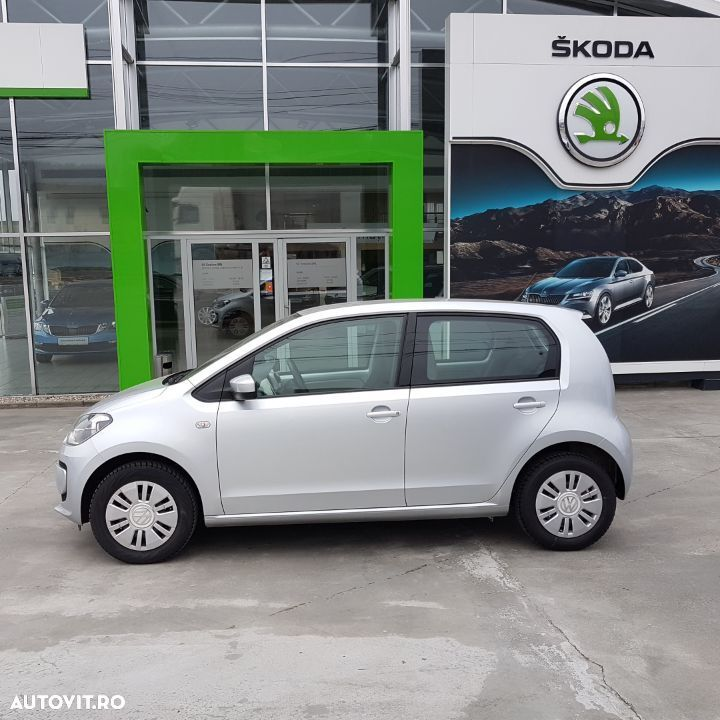 Volkswagen up! - 7