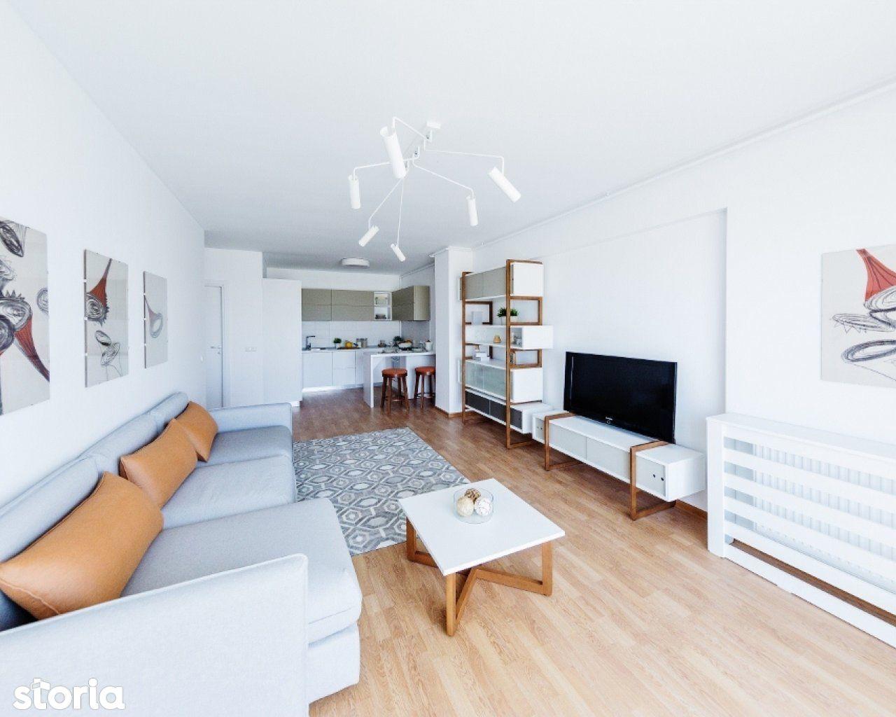 Apartament de vanzare, București (judet), Șoseaua Dobroești - Foto 3