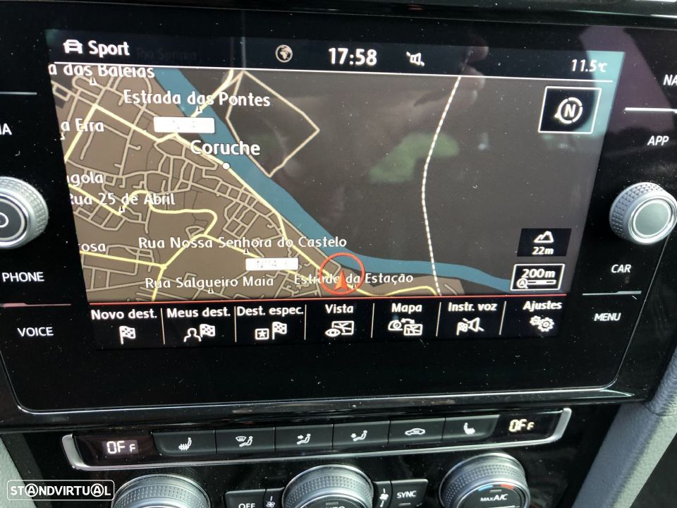 VW Golf GTI DSG Dynaudio Navi ActiveInfo - 17