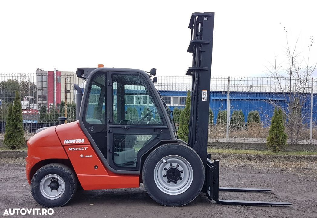 Manitou MSI 30 T All - Road - 1