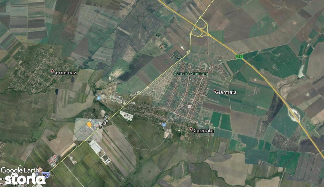 Teren de Vanzare, Timiș (judet), Strada Pobeda - Foto 1