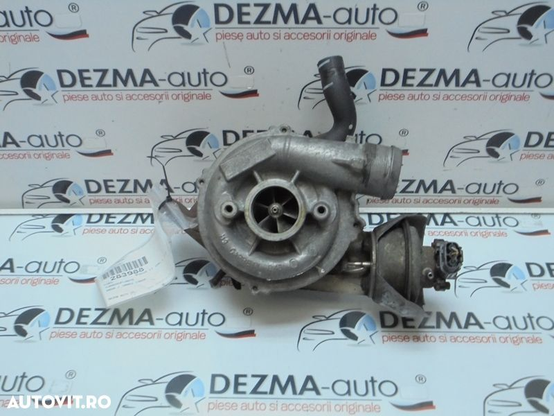 Turbosuflanta, Ford Focus 2 (DA) 2.0tdci, G6DF - 1