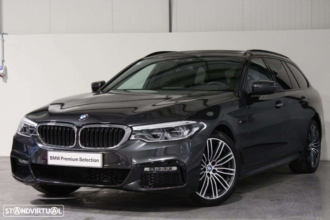BMW 520 d Touring Pack Deportivo M - 1