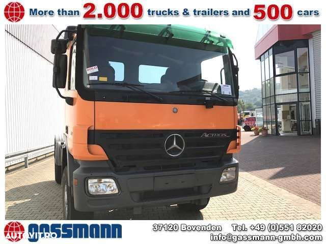 Mercedes-Benz Actros 2041 AS 4x4, Hydraulik - 2