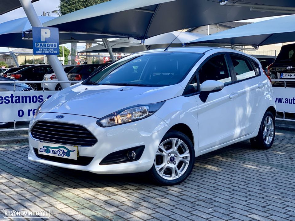 Ford Fiesta 1.0 Ti- Vct Trend - 1