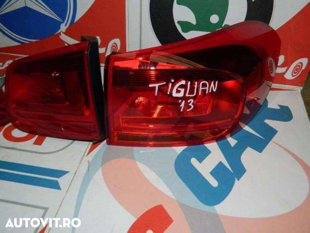 Stop/ lampa/ tripla haion / interior stanga - dreapta Vw Tiguan Facelift Model 2013 - 1