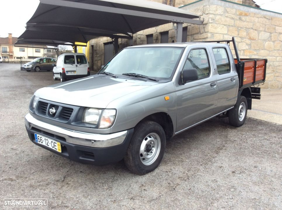 Nissan Pick Up Pick Up D 22  5 lugares - 1