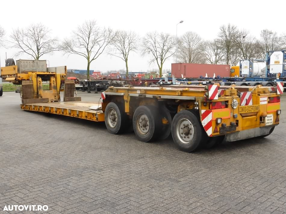 Goldhofer STHP/XLE 3 3X2 AXLES STEERING - 3