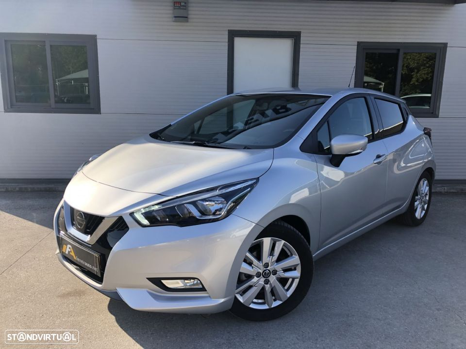 Nissan Micra 1.0 IG-T N-Connecta GPS 100cv - 3
