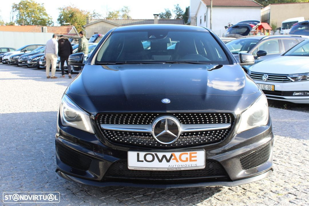Mercedes-Benz CLA 220 CDI Shooting Break AMG Auto - 25