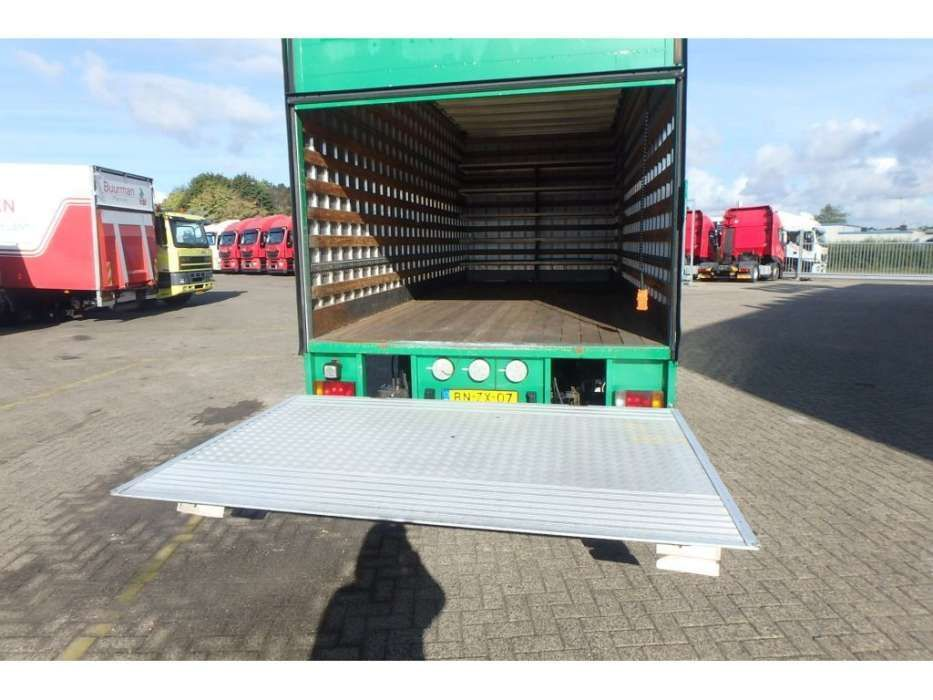 Iveco EuroCargo 120E18 + Manual + Lift - 9