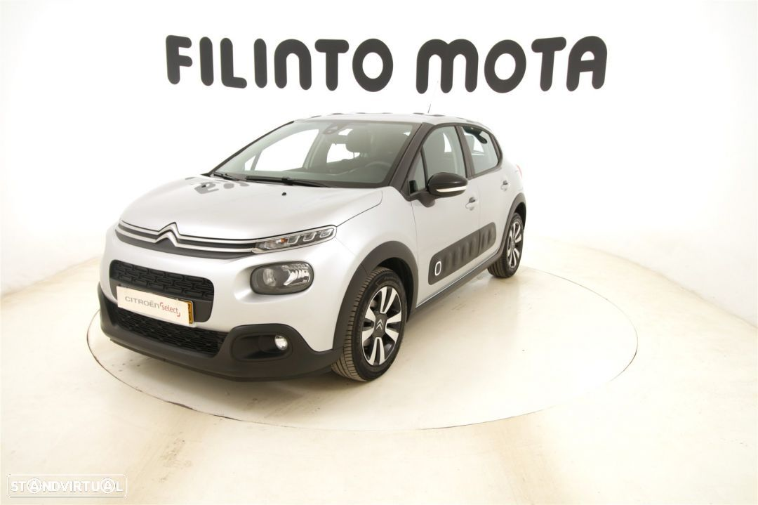 Citroën C3 1.6 BlueHDi Feel - 25