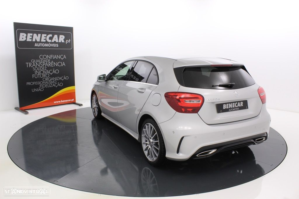 Mercedes-Benz A 180 CDi Final Edition Cx. Aut. - 5