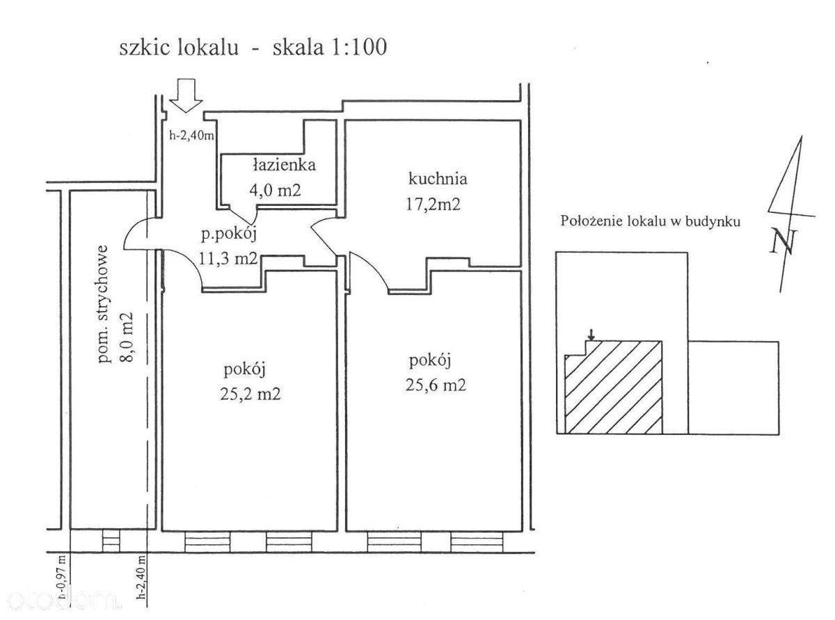 Mieszkanie na sprzedaż, Zielona Góra, Centrum - Foto 9