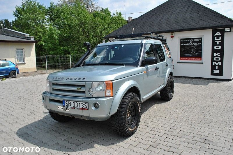 Land Rover Discovery Faktuta Vat  Ful Opcja - 1