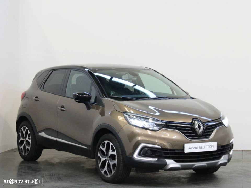 Renault Captur 1.5 dCi 110 Energy Exclusive - 1