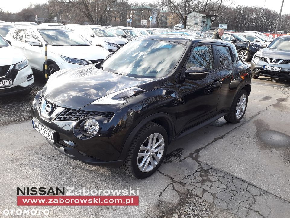 Nissan Juke N Connecta Int Perso Sport alloy - 9
