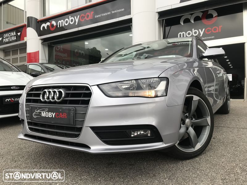 Audi A4 Avant 2.0 TDI EXECUTIVE PLUS - 3