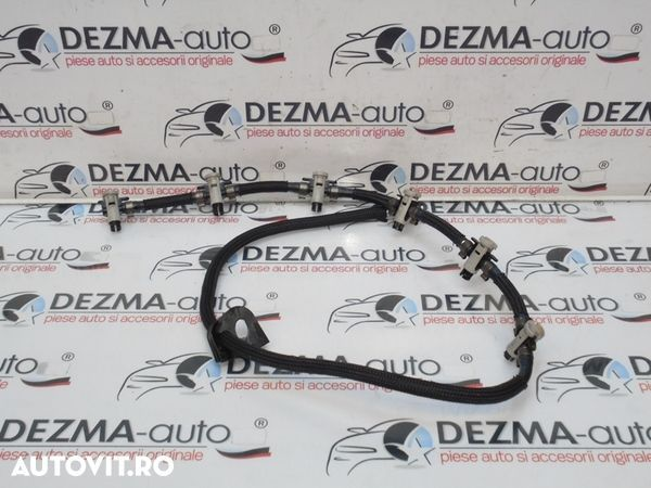 Rampa retur injectoare, Bmw 5 (F10) 3.0d, N57D30A - 1