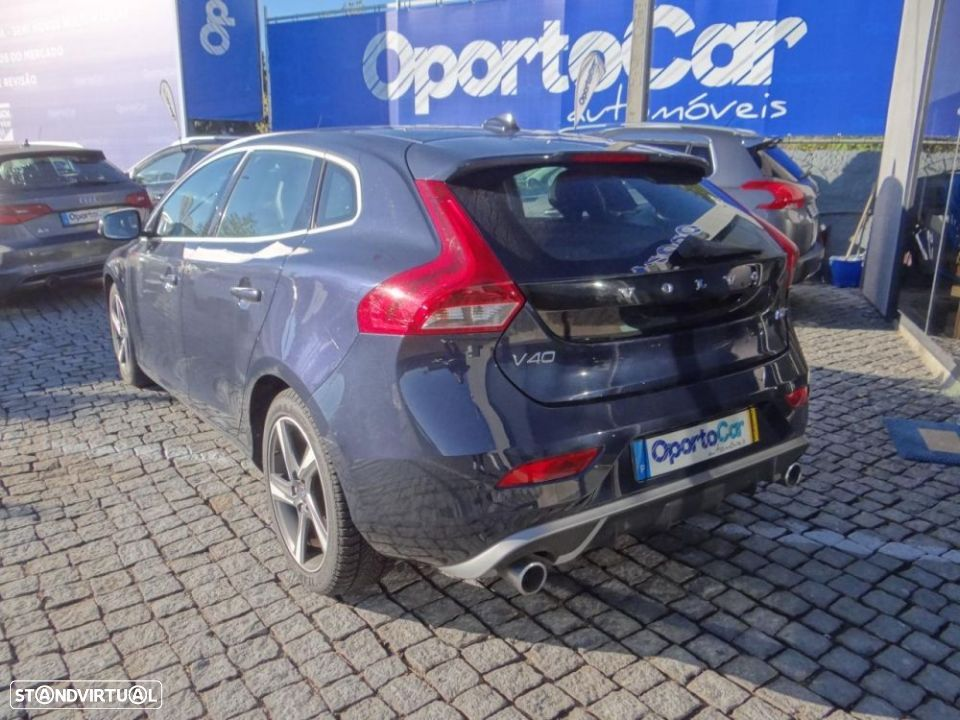 Volvo V40 1.6 D2 Eco Kinetic - 6