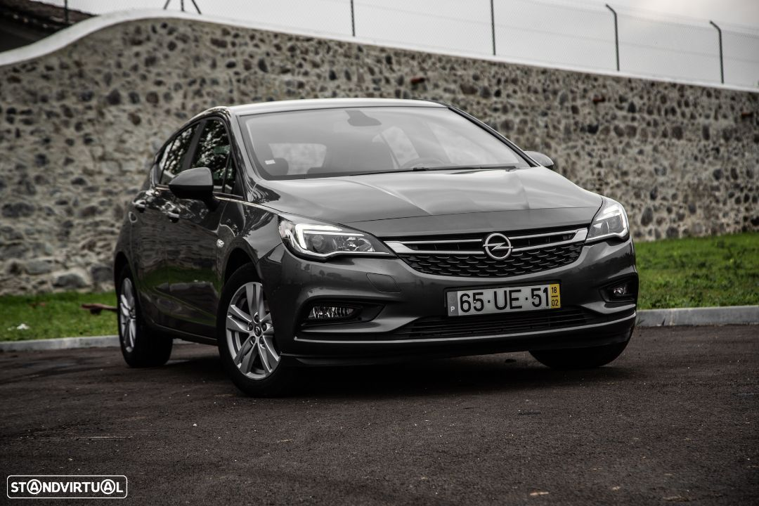 Opel Astra 1.0 Edition S/S J17 - 1