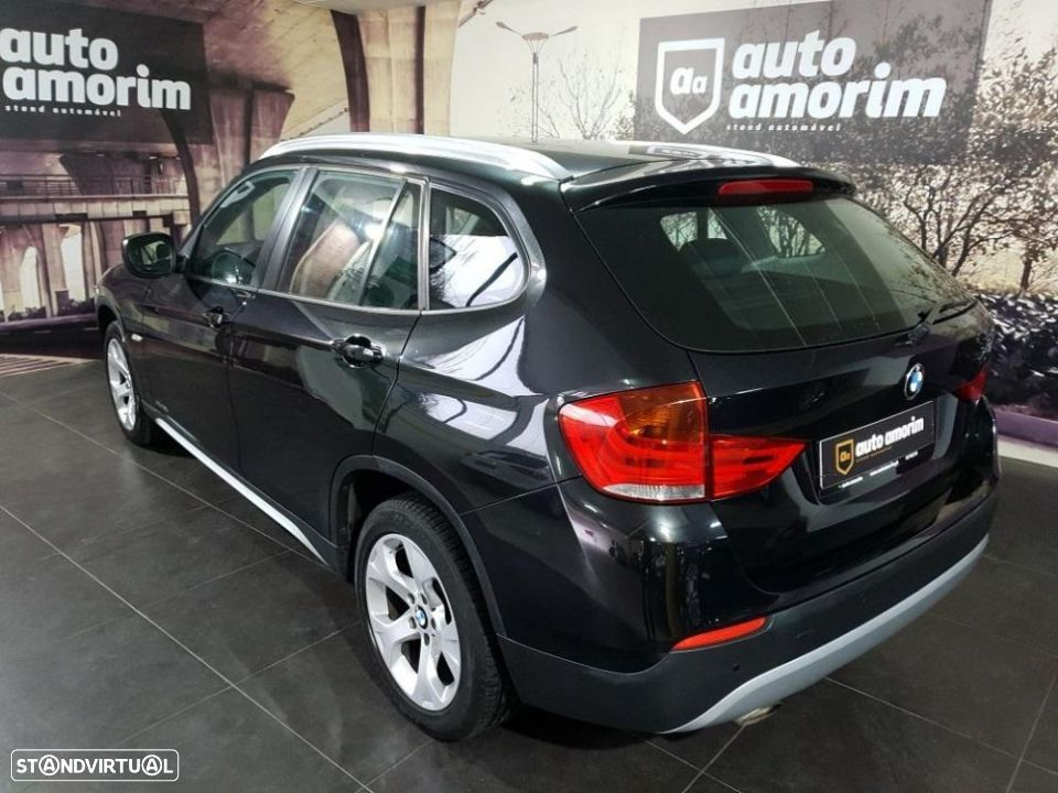 BMW X1 18 d sDrive - 6