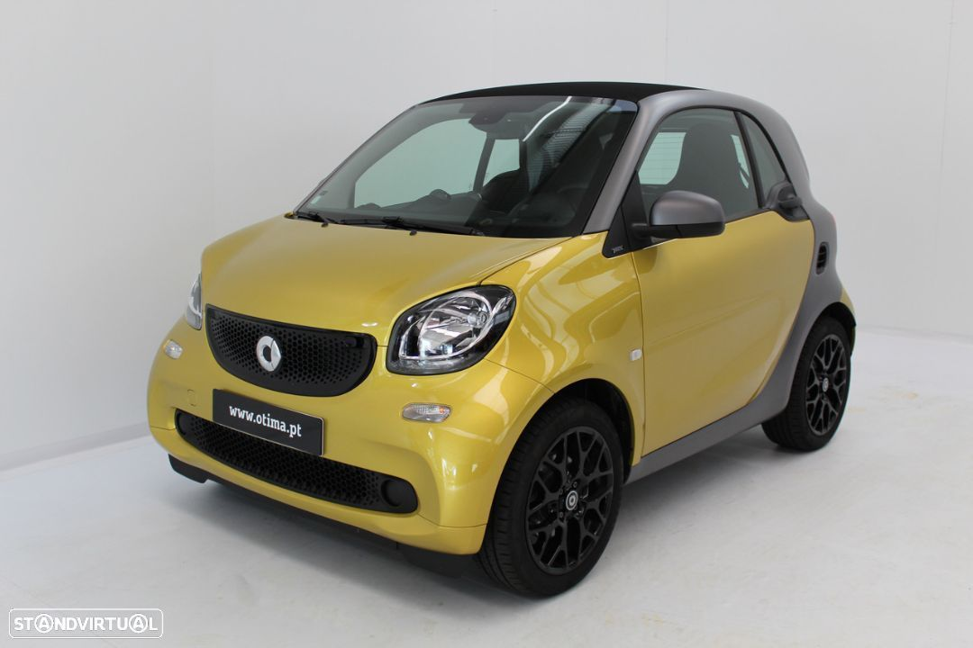 Smart ForTwo passion - 8