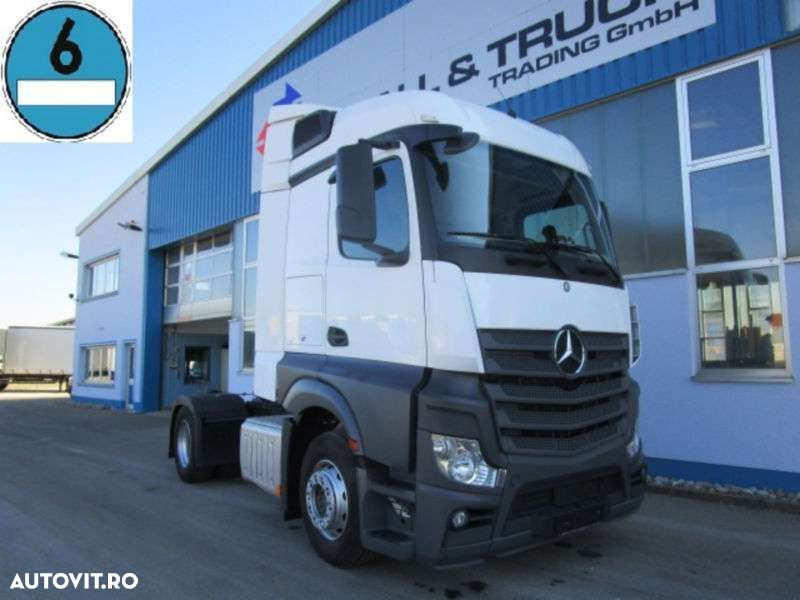 Mercedes-Benz 1842 Ls Big Space Euro6 Retarder Saftey Pack - 1