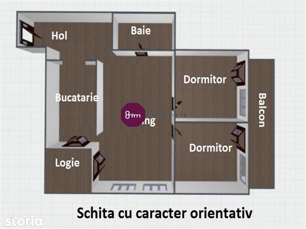 Apartament de vanzare, Cluj (judet), Aleea Zaharia Stancu - Foto 13