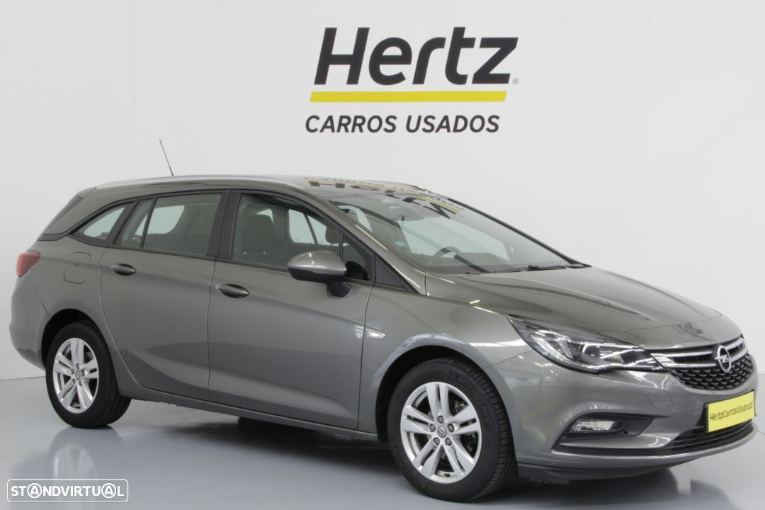 Opel Astra Sports Tourer 1.6 CDTI Edition S/S - 2