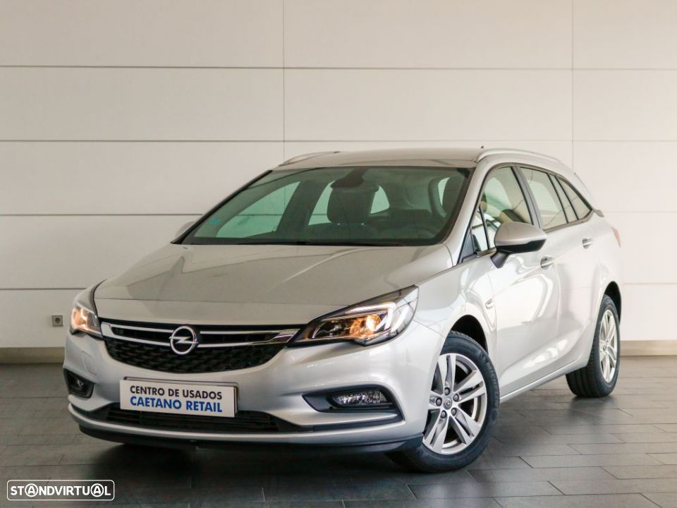 Opel Astra Sports Tourer 1.6 Turbo D 110cv S/S Edition - 1