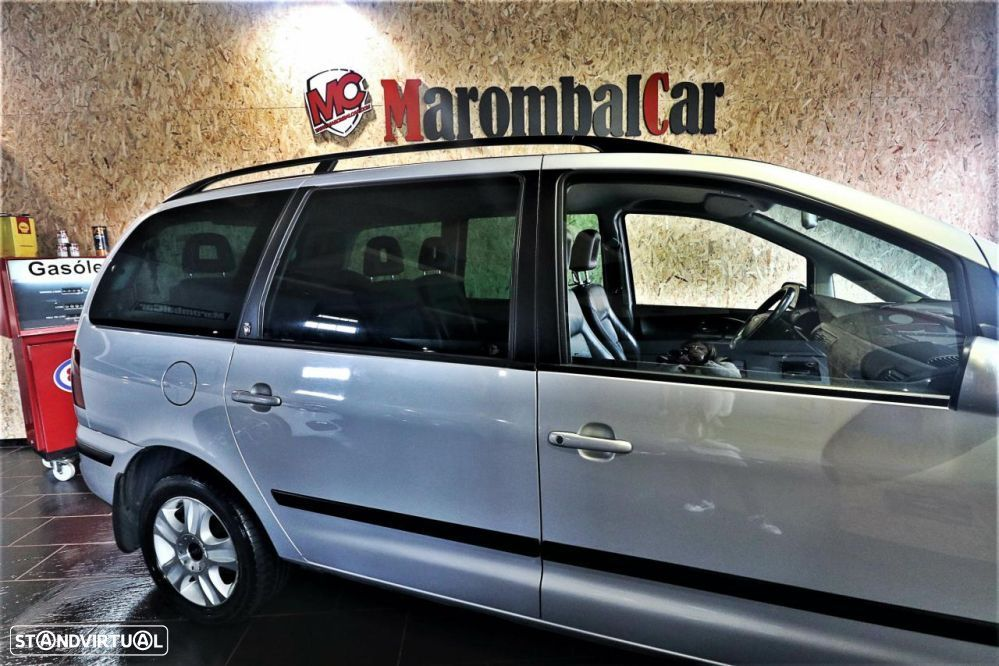 Ford Galaxy 1.9 TDI Ghia Auto - 7