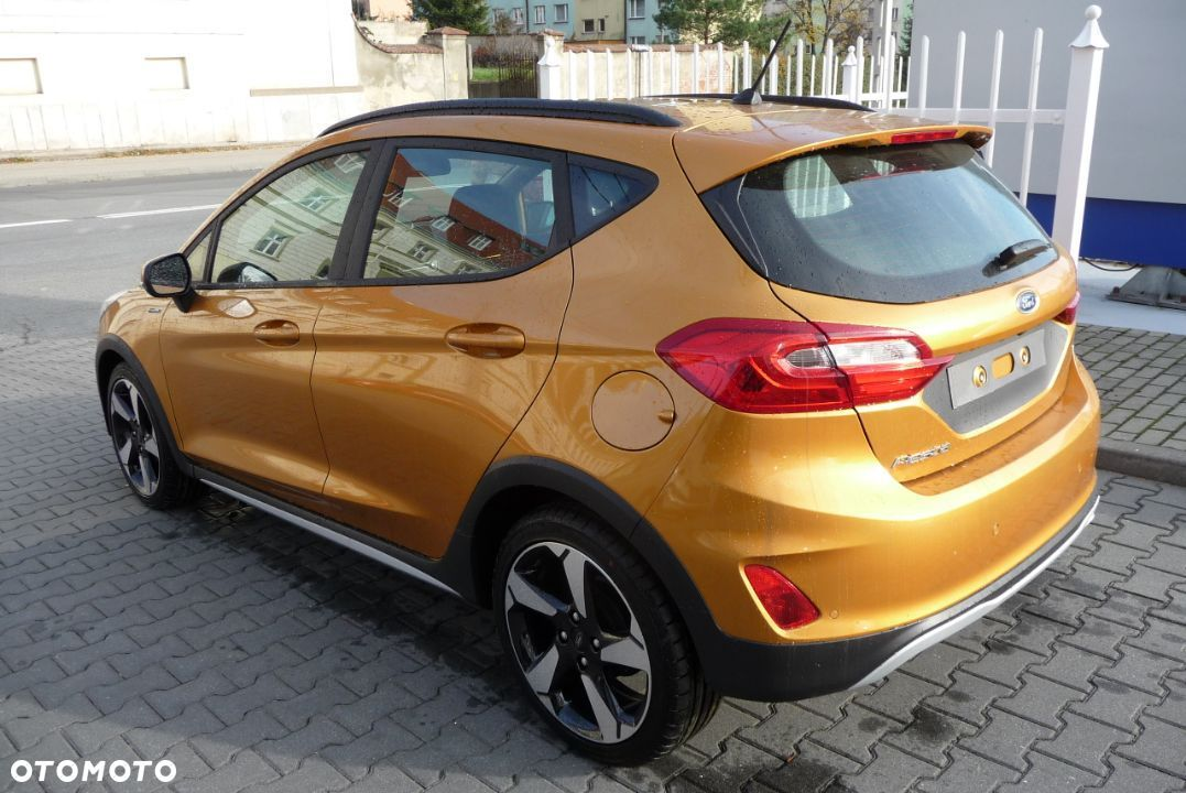 Ford Fiesta 1.0 EcoBoost 100 KM M6 Active 2 Luxe Yellow + pakiety KREDYT 0% - 5