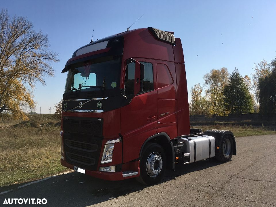 Volvo FH460 - 3