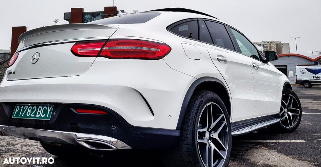 Mercedes-Benz GLE Coupe - 10
