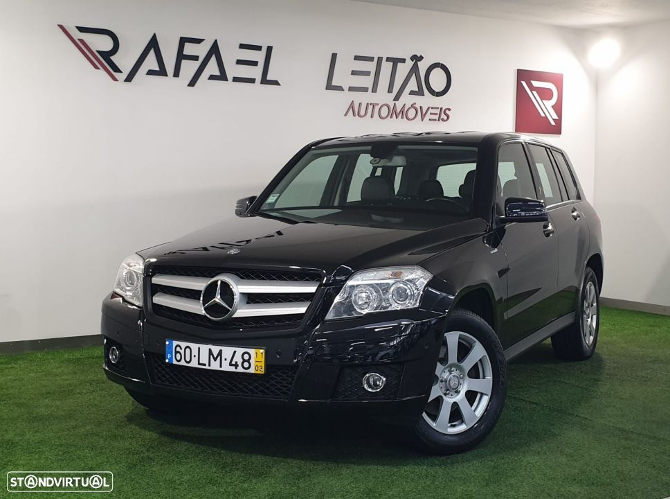 Mercedes-Benz GLK 220 CDi 4matic - 1