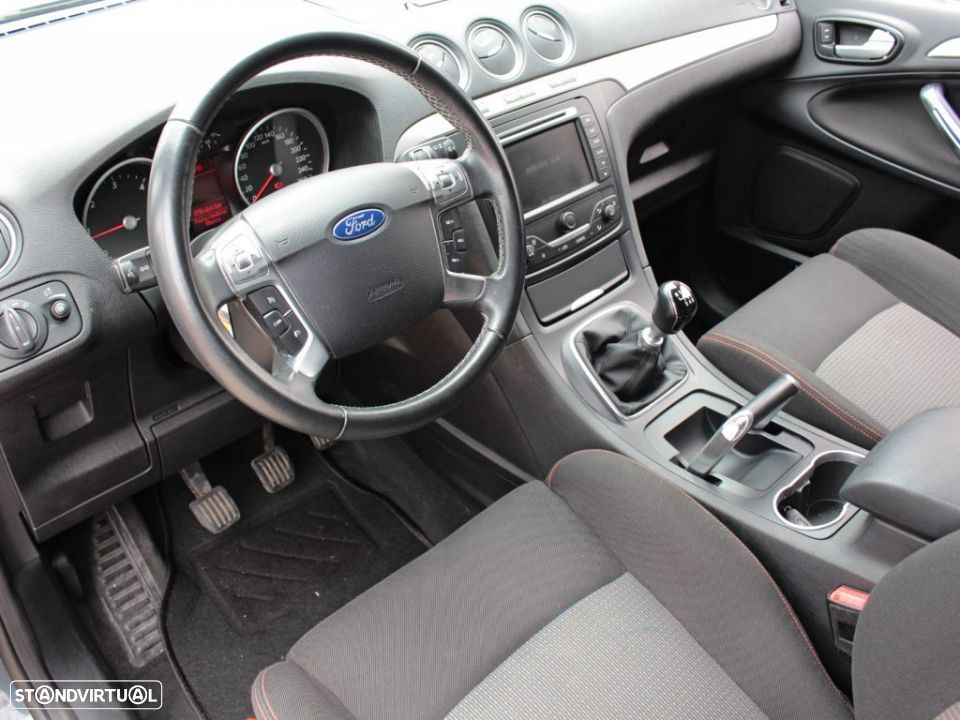 Ford S-Max 1.6TDci Trend - 6