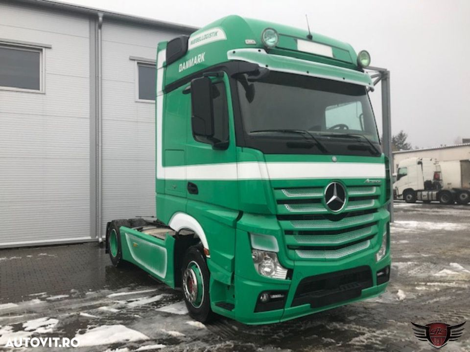 Mercedes-Benz Actros 1848 EURO 6 2013 Nr. Intern 10531 Leasing - 2