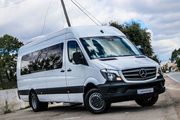 Mercedes Benz Sprinter 516 CDi