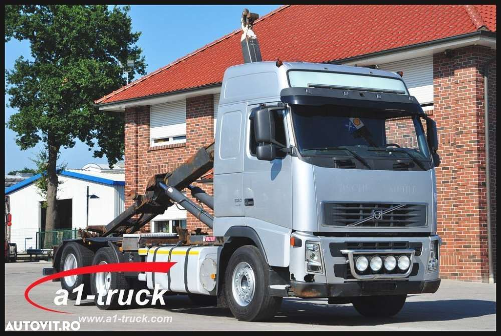 Volvo FH 13 / 440 6x2 Multilift HS2625 - 1