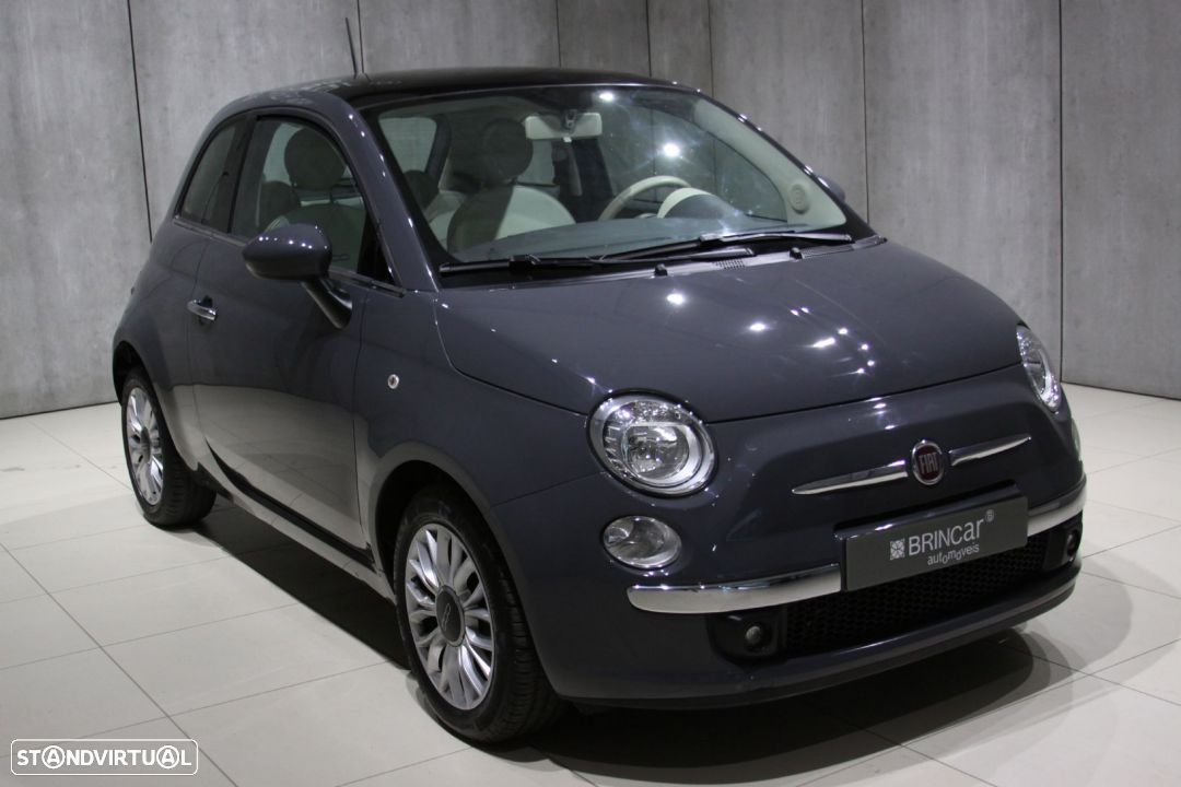 Fiat 500 0.9 8v. Twin Air Lounge - 6